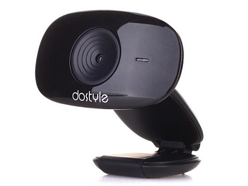 dostyle CA101高清摄像头720P 内置麦克风