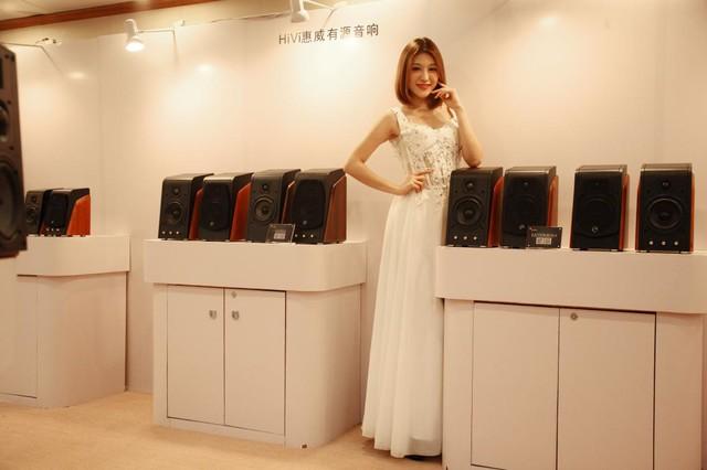盛世狂欢-HiVi惠威广州国际音响唱片展现场播报
