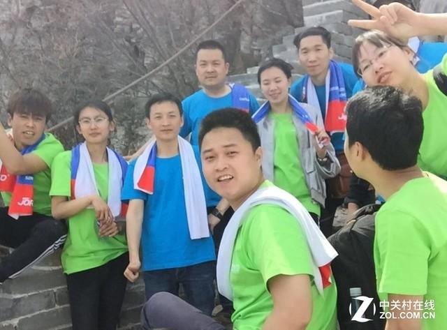 JOROTO酷跑—勇攀箭扣野长城活动精彩回顾
