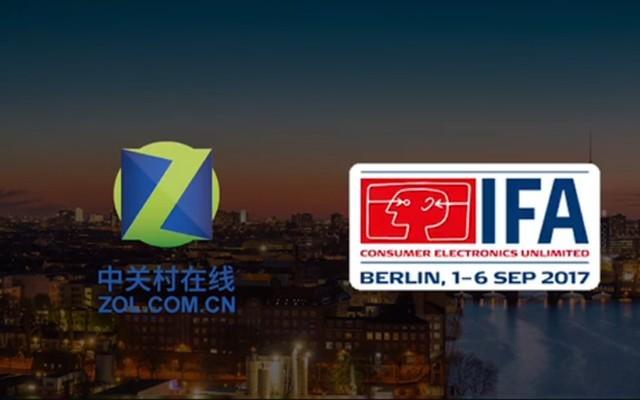 2017柏林IFA展即将开幕 ZOL团队整装待发