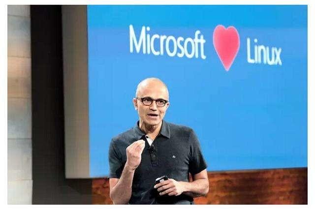 微软壕:拥抱开源并成为高级赞助商