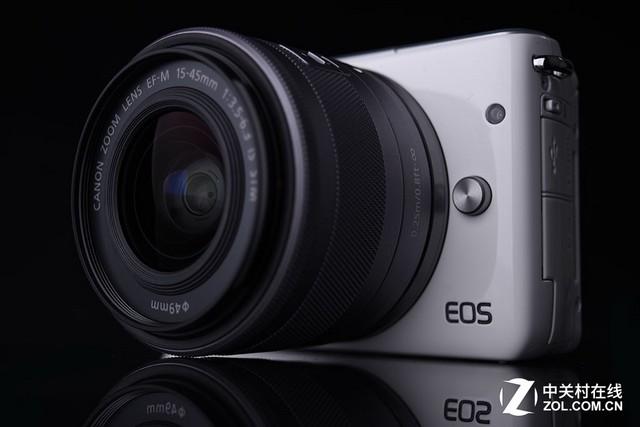 佳能EOS M10相机评测