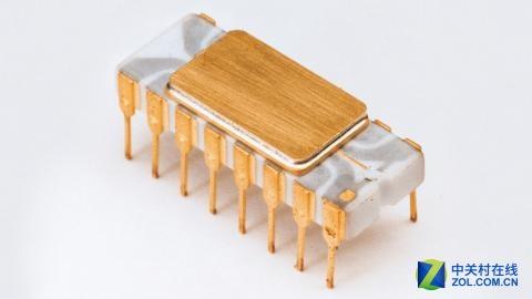 史海沉沙 英特尔首款商用处理器44周年