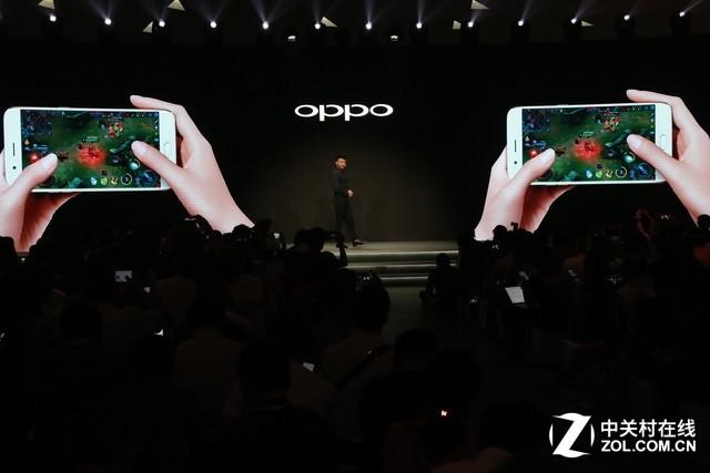 前后2000万 全新拍照手机OPPO R11发布