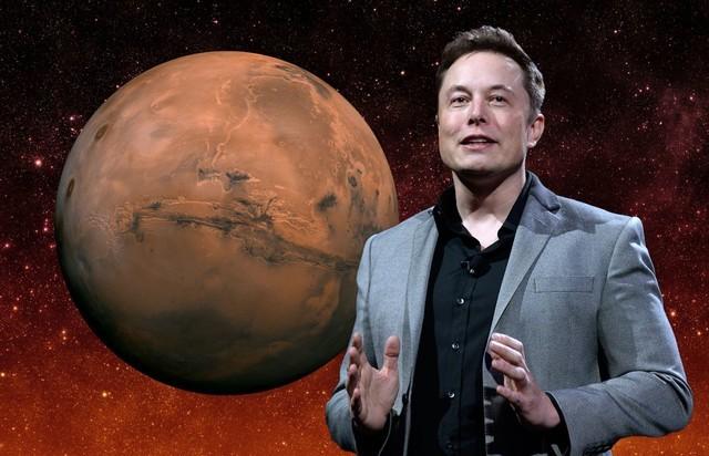 马斯克:研发新飞船 2024年登陆火星