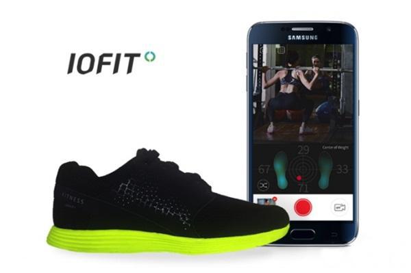 149美元:三星IOFIT智能跑鞋 潮人专属