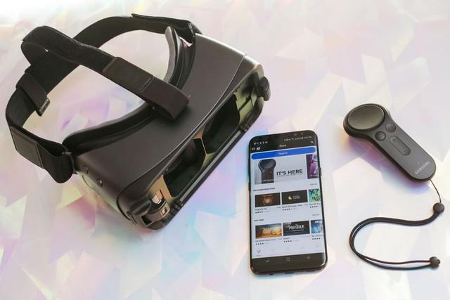 三星Gear VR新应用帮助解决视力障碍