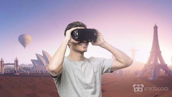 旅行应用Sygic Travel VR在家环游世界