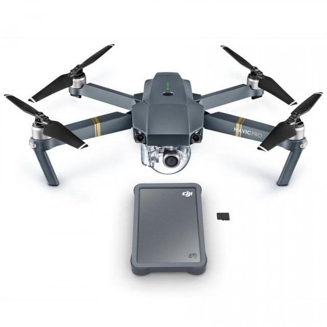 希捷大疆联手:发布无人机专用2TB硬盘