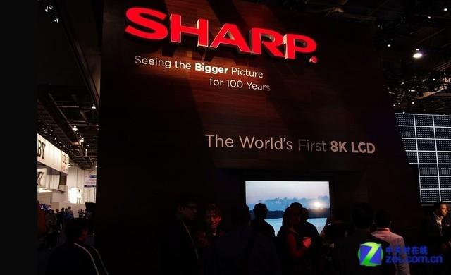 8K电视比4K还便宜!夏普说这事儿三年可期