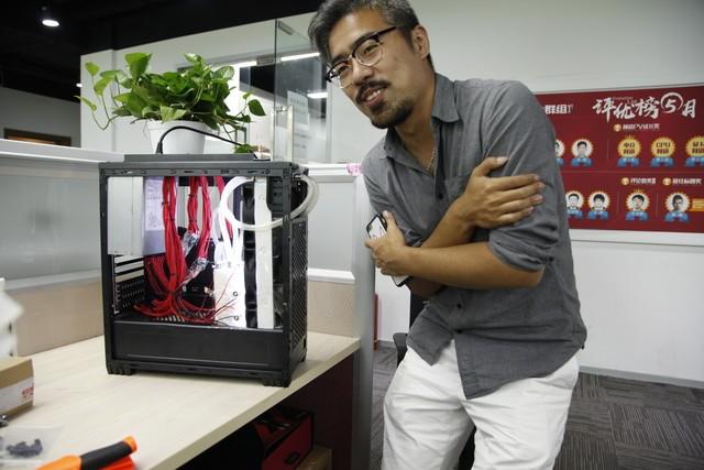 伪装成电脑机箱的空调究竟有多强悍?