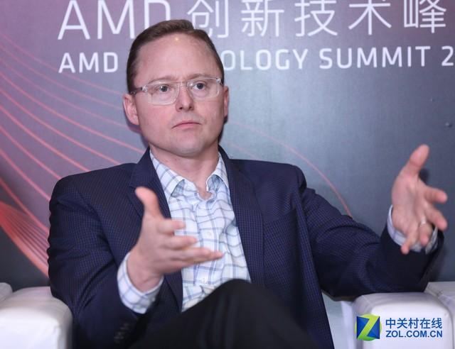 专访AMD Jim:Ryzen 3将在下半年上市
