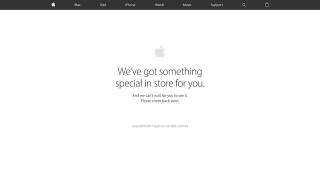 苹果线上商店下线维护 惊喜今晚降临