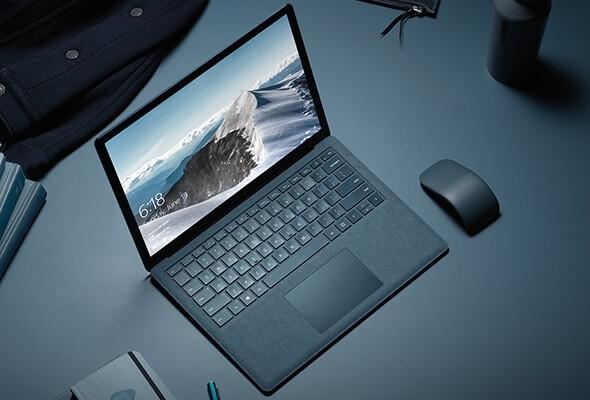 Surface Laptop新配色开卖 坏了只换不修