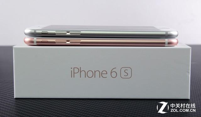 """""""处处都不同""""?苹果iPhone6s & Plus评测"""