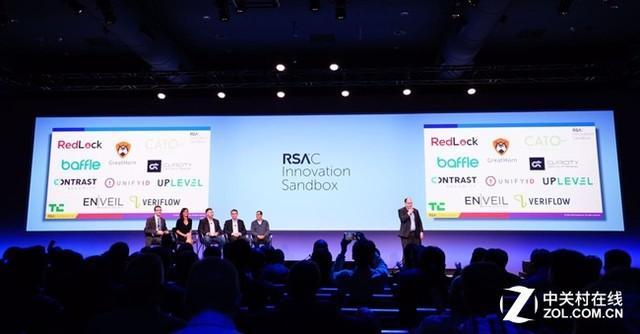 "RSA2017""创新沙箱""大赛 UnifyID夺得第一"