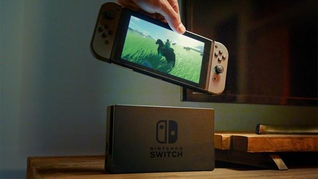 任天堂Switch采用小巧宽电压充电器