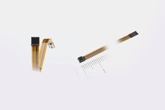 索尼黑科技:开发2毫米摄像头传感器