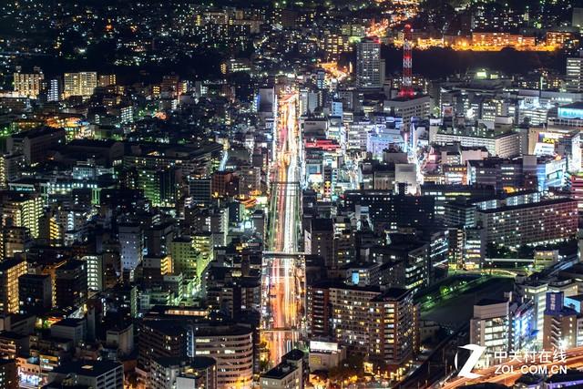 大C游世界 领略CP+展会所处的日本横滨