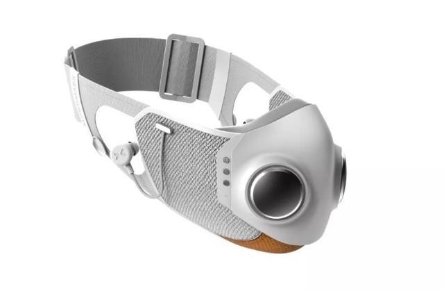 超酷炫智能口罩整合降噪耳机 看到价格那一刻我懂了